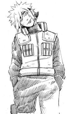*:・゚✧ Manga Art ✧゚・:* namikaze minato