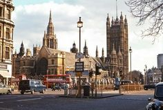 Westminster London England in 1975