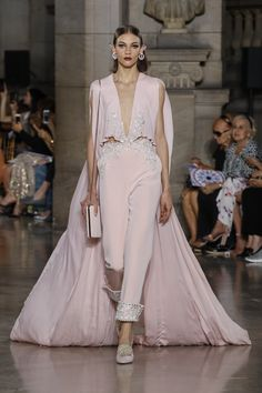 Georges Hobeika - Fall-Winter 2017-18 Haute Couture Collection | Designer Clothing