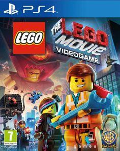 Warner Home Video Games Lego Movie Videogame - Nintendo Wii U Ps4 Games For Kids, Lego Games, Xbox 360 Games, Playstation Games, Lego Film, Lego Movie, Nintendo 3ds, Nintendo Eshop, Wii U