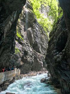 Hausberg-Runde und Partnachklamm  Wanderung Garmisch-Partenkirchen 13 Switzerland, Waterfall, Hiking, Ursula, Outdoor, Bavaria, Zugspitze, Bike Rides, Recovery