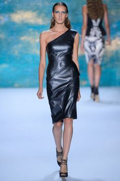 Monique Lhuillier Spring 2013 Ready-to-Wear - Collection