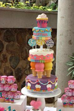 Hermosa torta!!