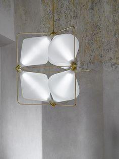 Suspension Lighting Solutions for a Contemporary Dining Room Interior Lighting, Modern Lighting, Lighting Design, Industrial Lighting, Bedroom Lighting, Lighting Ideas, Tom Dixon, Ceiling Lamp, Ceiling Lights