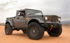 Kaiser Jeep #4x4 #offroad #jeep
