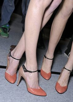 Valentino shoes! Swoon.