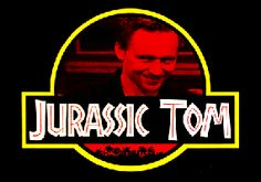 Jurassic Tom - a park that would be filled with fangirls who probably wouldn't mind being stranded there.