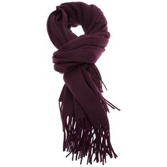 ACNE 'Canada' oversize scarf ($125) ❤ liked on Polyvore featuring accessories, scarves, oversized scarves, fringe scarves, fringe shawl and acne studios