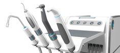 Hülsenbeck Hoss - Medizintechnik Industriedesign Medical Design -  Einsatzbereite Dentaleinheit