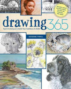 Time to draw! A day-by-day companion and workshop. Make drawing a part of your daily life, while turning every day into inspiration for your art. Designed to fit your life, Drawing 365 presents a comp