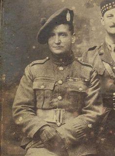 CSM John Kendrick Skinner VC DCM 1st Bn KOSB 18th August 1917 Wijdenrift Passchendaele WWI