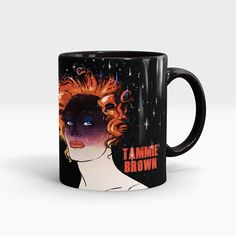 TAMMIE BROWN • NIGHT STARS MUG