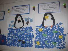 Erica Bohrer's First Grade: Penguin Addition