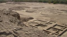 A veteran Swiss archaeologist has unearthed three temples in Sudan built thousands of years ago, a discovery he says promises to throw new light on Africa's buried ancient past. The round and oval shaped structures dating from 1,500 to 2,000 BC were found late last year not far from the famed archaeological site of Kerma in northern Sudan.