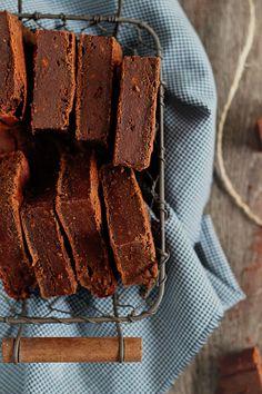 Gluten-Free Sweet Potato Brownies (vegan)