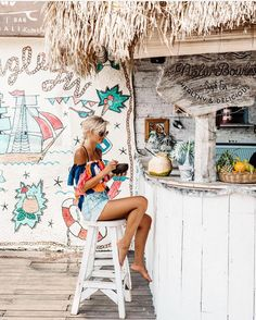 Ready for spring break! Beach Park, Beach Bum, Bali Beach, Beach Relax, Beach Ootd, Girl Beach, Riviera Maya Fotos, Summer Of Love, Summer Fun