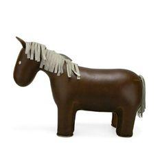 Züny Pferd Buch- und Türstopper Groß Braun (Horse): Amazon.de: Küche & Haushalt