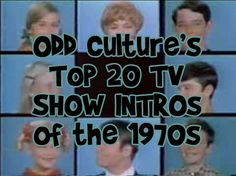 Watched all these shows.........and still do thanks to MeTV, TV Land, and Cozi - still say these and other classic shows are so much better than the crap on TV for the last decade or so