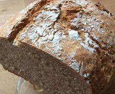 Rezept Knusperbrot mit Dinkel aus dem Römertopf von Lia81 - Rezept der Kategorie Brot & Brötchen