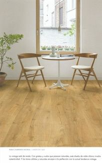 Quick-Step Largo LPU-1662. Roble Cambridge Natural.