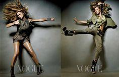 military fashion editorial - Google Search