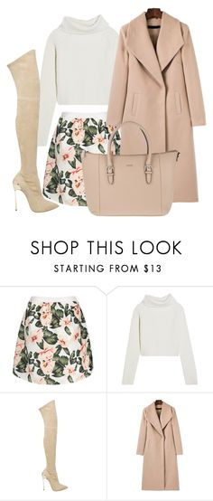 """""""2017"""" by adancetovic on Polyvore featuring Haider Ackermann, Casadei, WithChic and Joop!"""