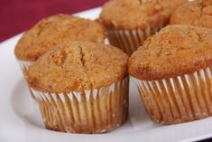 Gluten-Free Juice Pulp Muffins (and Juice Pulp Smoothies). Also make your own dog treats with your left over juice pulp. Pumpkin Pie Muffins, Mini Muffins, Peach Muffins, Carrot Muffins Easy, Quinoa Muffins, Apple Muffins, Breakfast Muffins, Pumpkin Puree, Smoothie Recipes With Yogurt