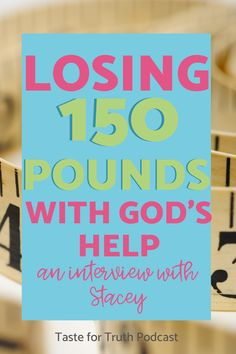 On today& podcast, Stacey share& how she lost 150 pounds with God& help. Stacey used Bright Line Eating boundaries to lose her weight. Weight Loss Help, Healthy Weight Loss, Lose Weight, 150 Pounds, 150 Lbs, Bible Study Tips, Christian Inspiration, Losing Her, Weight Management