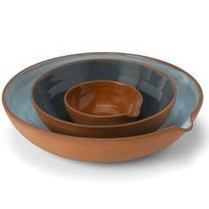 Kitchen> Serveware | Matti bowls, nested, set of 3 | Jamie at Home serveware