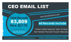 Oregon email list with all the business database from OR. You will get all the active and real business contact with all the updated lists. You can use this email list for marketing your business in this area. This OR email list is double opt in data. Marketing Direct, Email Marketing Lists, Email Marketing Campaign, E-mail Marketing, Online Marketing, Digital Marketing, Business Marketing, Marketing Strategies, Marketing Ideas
