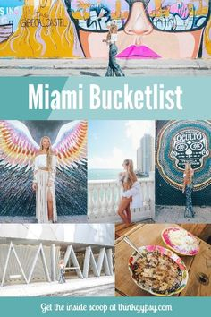 Best places to stay, eat and see in Miami. hand picked places for an unforgettable weekend in Miami. miami travel tips for south florida beach vacation Florida Keys, Florida Travel, Florida Beaches, Travel Usa, Miami Florida Vacation, Travel Tips, Solo Travel, Sarasota Florida, Air Travel