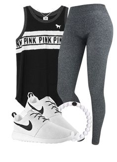 """buy me a lokai bracelet and be my best bud"" by aiyanaa ❤ liked on Polyvore featuring NIKE, Tiffany & Co., women's clothing, women's fashion, women, female, woman, misses and juniors"