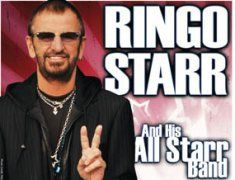 Ringo Starr and his All Starr Band, July 17- Bend, OR – Les Schwab Amphitheater