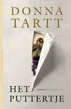 'Het puttertje' van Donna Tartt - Vrij Nederland -