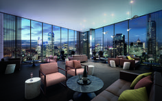 Sky Lounge of Platinum Tower