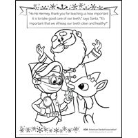 53 Best Dental Coloring Pages For Kids Images Oral