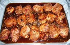 Canadian Cuisine, Crockpot Recipes, Cooking Recipes, Confort Food, Pork Ham, Diner Recipes, Pulled Pork Recipes, Meat Lovers, Meatball Recipes