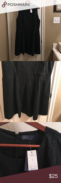 Gap single pleat sleeveless dress. ***NWT*** Gap single pleat sleeveless dress. ***NWT*** GAP Dresses Midi