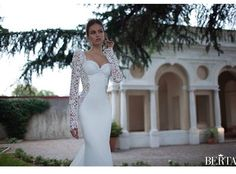 Another gorgeous dress by Berta
