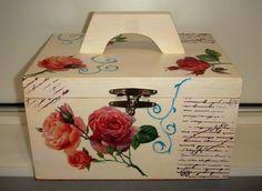 Maleta manicure vintage