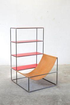 A furniture project by Muller Van Severen