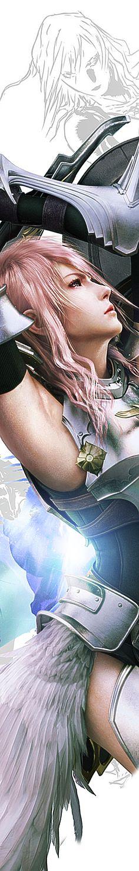Final Fantasy - Serah