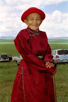 Mongolians have deep respect for their elderly
