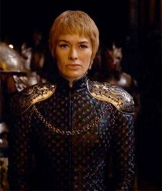 Cersei Lannister's dress in The Winds of Winter ♦ requested by queen-padme