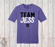 Team Jess, T Shirt, Tee Shirt, Tee - christmas gift - Gilmore Girls Shirt - Lukes Diner Coffee mug shirt - personalized gift