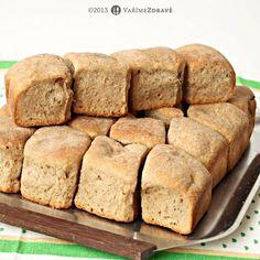 Candida Yeast, Banana Bread, Food And Drink, Baking, Fit, Recipes, Buns, Shape, Bakken