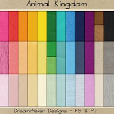 FREE Pixel Scrapper March 2015 Blog Train – Animal Kingdom : Dreamn4ever Designs: