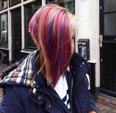 #pinkhair#kinkikapper#Amersfoort