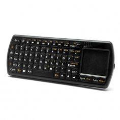 Mini Bluetooth QWERTY Keyboard - 71 Keys, Touch Pad, LED Flashlight $45 at shopswagstore.com