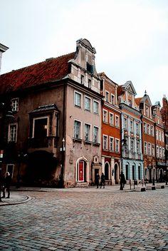 Street in Poznan #WOWattractions